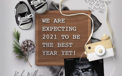 New Year Pregnancy Announcements