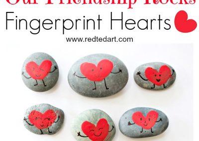 Barnsley Photographer Adele Haywood Friendship Rocks Valentines Kids