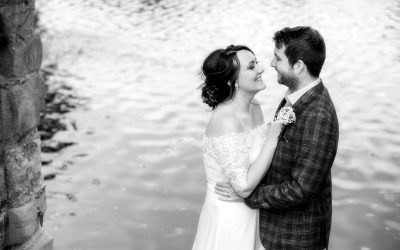 Amy & David, wedding at Waterton Park Hotel Wakefield